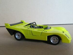 830O 1973'S Rare IN Yellow NOREV Jet Car 192 France Ferrari 008 1:43