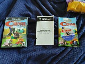Cubivore: Survival of the Fittest (Nintendo GameCube, 2002) CIB