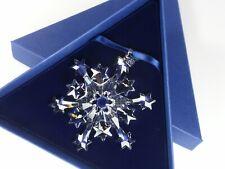 Swarovski Christmas Ornament 2004 Mib #631562