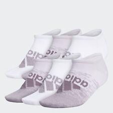6-Pack Pree Womens No-Show Athletic Socks