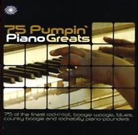 Various Artists-75 Pumpin' Piano Greats  CD / Box Set NEUF