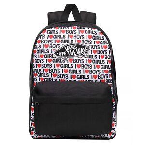 Vans Realm Backpack - I Heart Boys Girls