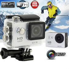 WIFI 12MP SJ4000 Sports Action Waterproof  Camera 1080p +accessories for Gopro