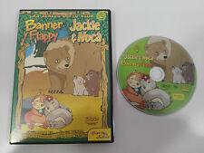 JACKIE & NUCA BANNER Y FLAPPY SERIE TV VOL 1 - DVD 2 CAPITULOS REGION 0 ALL