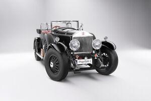Kyosho Rolls-Royce Phantom I Black 1/18