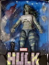 Marvel Legends 6? Savage She-Hulk Figure Super Skrull BAF Fantastic Four Wave