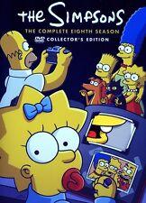 Simpsons: The Complete Eighth Season [3 Discs] DVD Region 1