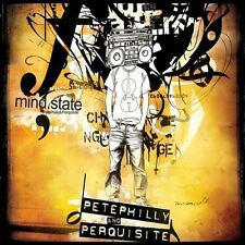 PETE & PERQUISITE PHILLY - MIND.STATE  CD NEU