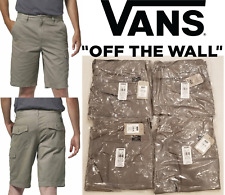 93786b46f7 VANS Mens Days Out Shorts Steeple Gray Sizes  34