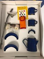 *NEW* American Girl of Today 2001 Camping Utensils Set - Smores Complete! RARE