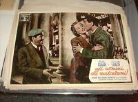 Gli Herren Die Rasselbande Fotobusta Kleine Original 1953 Walter Klare Typ B