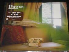 DAWES - Things Happen - 2 Track EXCLUSIVE BEST BUY CD Single! RARE! NEW! OOP!