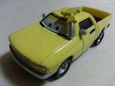 Mattel Disney Pixar Cars Jay W Dinoco 400 Race Fans Diecast Toy Car 1:55 Loose