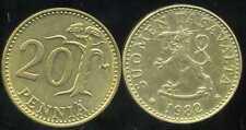 FINLANDE 20 pennia 1982  ( bis )