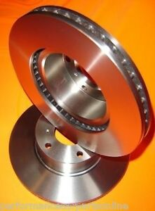 Alfa Romeo 147 GTA 3.2L V6 08/2003 Onwords FRONT Disc brake Rotors DR12381 PAIR