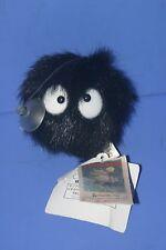 TOTORO Black Dust Soot sprites KUROSUKE Plush doll with the sucker Sun Arrow