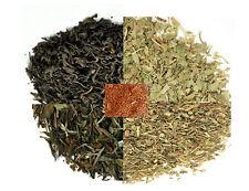 Weight loss slim tea Pu-erh, Chickweed, Bilberry,White, Cinnamon Rooibos teabags