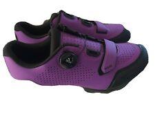 Women's Bontrager Foray Mountain Bike Shoe Purple Lotus