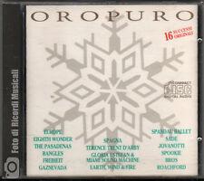 ORO PURO (1988) Jovanotti,Spagna,Europe,Bros,Sade,Spandau Ballet
