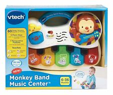 Vtech Monkey Band Music Center - 60 Sounds, Melodies, Sounds and Phrases