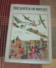 1970 THE BATTLE OF BRITAIN Ira Peck World War II Churchill 1st Printing SBS