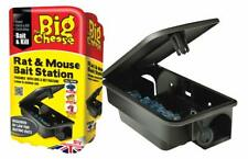 Big Cheese Rat & Mouse Bait Station- Mouse
