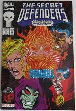 1993 The Secret Defenders #4 - Vgf (Inv4265)