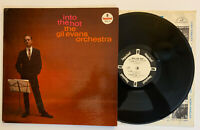 Gil Evans - Into The Hot - 1962 US Mono White Label Promo RVG Impulse A-9 (NM-)