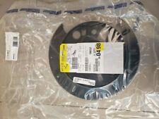 FITS GM Original Brake Dust Shield Backing Plates Rear LR Pair 15158972 15158973