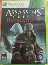 Assassin's Creed: Revelations (Microsoft Xbox 360, 2011) GAME COMPLETE