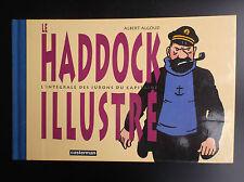 Le haddock Illustré Algoud TBE Tintin Hergé