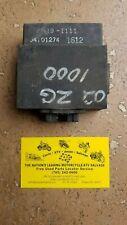 1984-1986 Kawasaki ZX9 Ninja EL900 Eliminator CDI Ignition Module 21119-1111 OEM