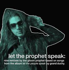 Grand Duchy - Let the People Speak [New Vinyl] Ltd Ed