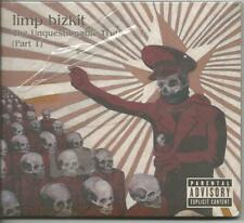 LIMP BIZKIT - The Unquestionable Truth (Part 1) - CD DIGIPACK 2005 SEALED