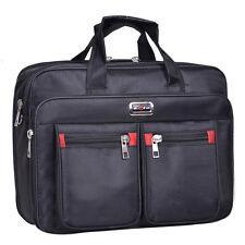 Men's Nylon Capacity Shoulder Laptop Bag Handbag Briefcase Upto 15.6