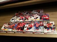 2017-18 UPPER DECK UD SERIES 1 & SERIES 2 FLORIDA PANTHERS TEAM SET (14 Cards)