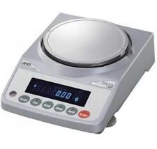 A&D FZ-2000iWP Precision Balance Washdown Scale Internal Cal 2200 G X 0.01 G