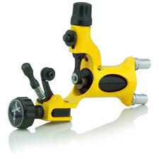 Rotary DH / C.D.R. Tattoomaschine Gun Gelb - Yellow Adjustable Shader - Liner