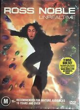 Ross Noble - Unrealtime (DVD, 2005, 2-Disc Set)  BRAND NEW & SEALED