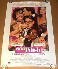 Soapdish Movie Poster Original 1991 Promo 39.5x27