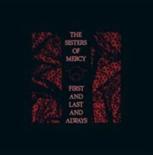 """The Sisters of Mercy-First and Last and Always CollVinyl / 12"""" Album Box Set NEW"""