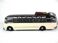 Autobus Isobloc 648 Dp France 1955 - 1/43 Bus Miniature Hachette Diecast HC17