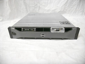 DELL EQUALLOGIC PS4100 PS4100XV PS4100X SAS iSCSI STORAGE SAN PS4100E 3.5''