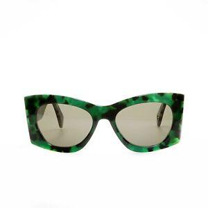 Lanvin - Occhiali da sole in celluloide squadrati per donna - LNV605S TARTARUGAT