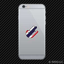 Thai Shocker Cell Phone Sticker Mobile Thailand THA