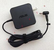 Original OEM ASUS 45W 19V 2.37A AC/DC Adapter for ASUS Vivobook  S15 S512FA-DB51