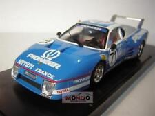 Ferrari 512Bb Le Mans Le Mans 1982 Pozzi #71 1:43 Brumm R415 Model Diecast