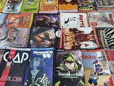34 Comics + alle 34 Gratis Comic Hefte vom Gratis Comic Tag 2016