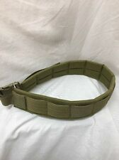 Eagle Industries Padded Belt Pad Medium Khaki MLCS SFLCS Duty