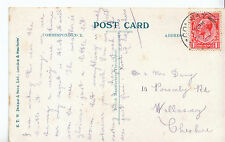 Genealogy Postcard - Family History - Davy - Wallsey - Cheshire   U2747